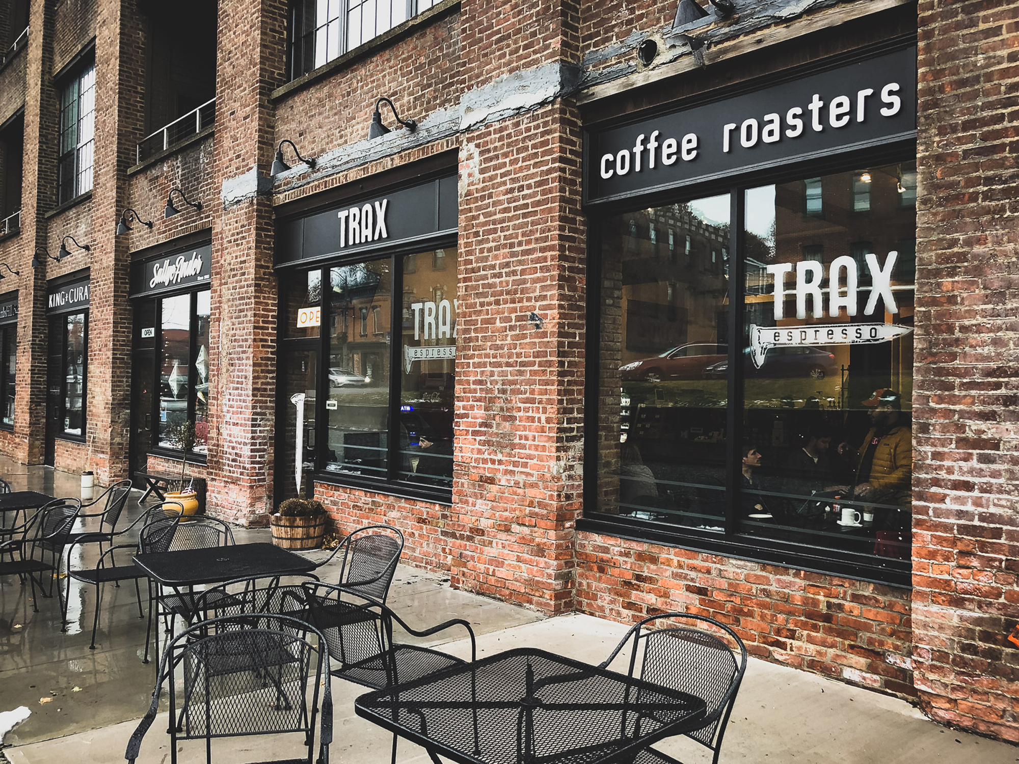 Trax Espresso Bar & Coffee Roasters